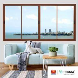 Eternia ETP-SD Series Aluminum Sliding Window