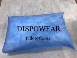 Disposable Pillow Cover Blue Colour 18x24