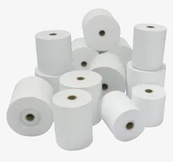 Hansol Plain Thermal Paper Rolls, For Bill Printing, GSM: Less than 80 GSM