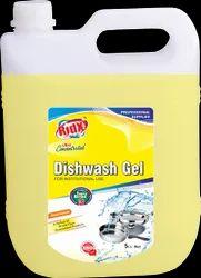 Rid-Xpert Liquid Dish Wash, Packaging Size: 5Litre