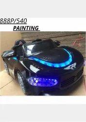 Car 888P/540 ( Black) Painting