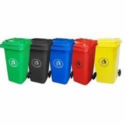 120 L Plastic Wheeled Dustbin