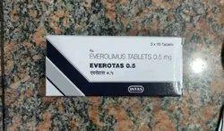 Everotas 0.5 mg Tablets