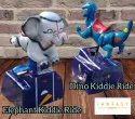 Frp Amusement Park Rides Elephant Kiddie Ride