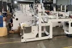 Fully Automatic Non Woven Fabrics Bag Making Machine