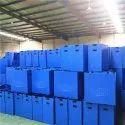 Foldable Corrugated Plastic Box