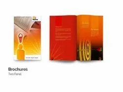 6 Days Custom Brochure Designing Service