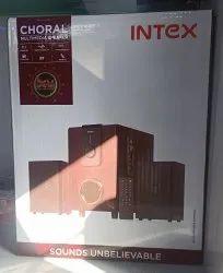 Intex 2.1 Xv Choral Tufb 36 W Bluetooth Home Audio Speaker (brown, 2.1 Channel)