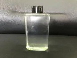 Transparent Plastic Cosmetic Oil Bottles
