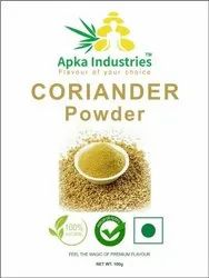 Natural Green Coriander Powder, For Cooking, 1 Kg