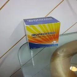 Ibuprofen Tablets 600mg