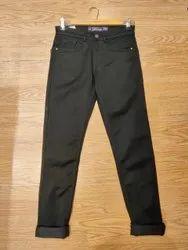Casual Wear Zipper Mens Denim Jeans, Zip