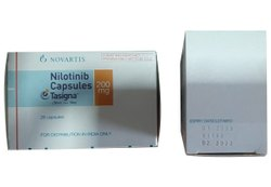 Nilotinib Novartis Tasigna Capsule, 28 Capsules