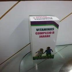 Vitamin Syrup