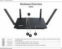 D-link Black Dir-825 Ac1200 Wi-fi Gigabit Router, For Security