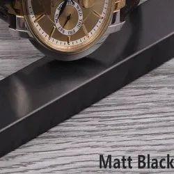 Black Matt Stainless Steel Profile