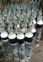 珠穆朗玛峰关东不锈钢B型医用氧气瓶,10升,16千克