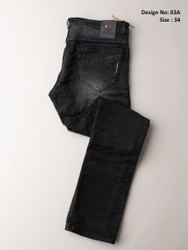 Denim Plain Original Jeans, Waist Size: 32
