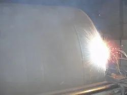 Thermal Spray Coating Service On MG Cylinder, Metal Spray Equipments: Twas Process