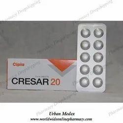 Cresar 20 Mg Tablets