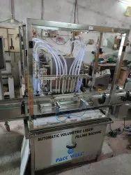 Automatic Shampoo Filling Machine