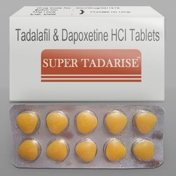 Tadalafil Dapoxetine Hci Tablets
