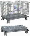 Wire Mesh Pallet Cage Foldables