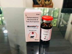 Methylcobalamin, Nicotinamide & Folic Acid Injection