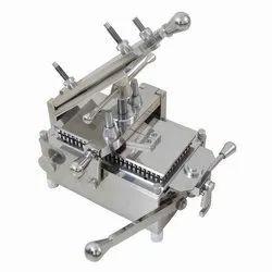 Manual Capsule Filling Machine GMP Model