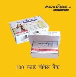 Paper Digital Visiting Card Printing Services in Meerut