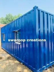 MS Plain Office Container