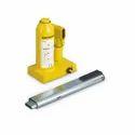 Enerpac GBJ002A, 2 Ton, 4.13 in Stroke, Hydraulic Industrial Bottle Jack