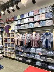 Garment Wall Racks MS