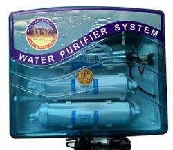 Ultra Filtration ABS Ultraviolet Water Purification System, Water Storage Capacity: 10itre