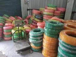 SANDHYAFLEX PVC Tubbing Pipes