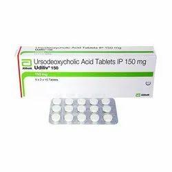 Udiliv 150 Mg Tablets ( Ursodeoxycholic Acid )