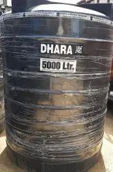Dhara 5000 isi water tank