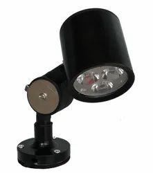 Aluminium Arm Lamp