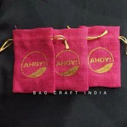 Jute Bags With Logo (PB202105)