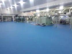 Commercial Building Polyurethane Flooring