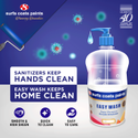 Easy Wash Super Premium Acrylic Emulsion Paint