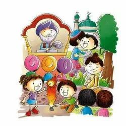 Booklet Cartoon Painting Services