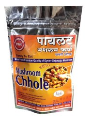 Mushroom Chhole, 60g, Packaging Type: Packet