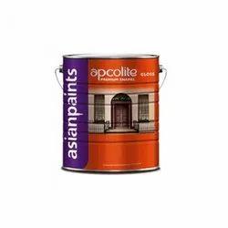 Asian Paints Apcolite Premium Gloss Enamel, Packaging Type: Bucket, Packaging Size: 4 Litre