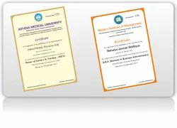 1-2d Certificate Printing Services, in Pan India