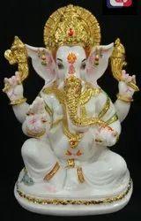 Polyresin Ganesh Statue