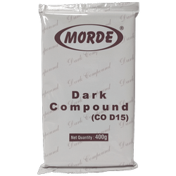 Bar Chocolate Morde Dark Compound Co D15 400gm