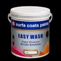 Smooth Matt And Slight Sheen Easy Wash Super Premium Acrylic Emulsion Paint, Packaging Size: 4 Litre