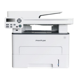 Multifunction Pantum M7105DN Laser Printer, Monochrome, A4 Size, ADF, Auto Duplex