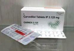 Carvedilol Tablets 3.125 MG